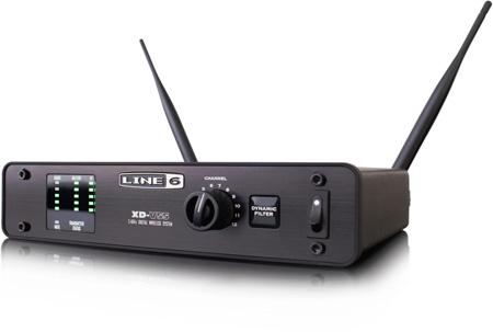 Line 6 V55-RX 12-channel Receiver Separate