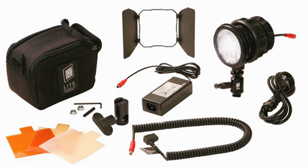 Litepanels SOLA-ENG Fresnel LED On-Camera Light Kit