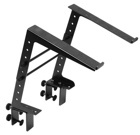 On Stage Stands LPT6000 Table Clamp Computer Laptop Stand