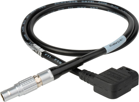 Laird Lemo to PowerTap Cable for LEGACY  Teradek Cube Series - 24 Inch