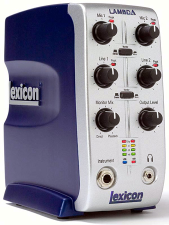 Lexicon Lambda USB Audio Interface