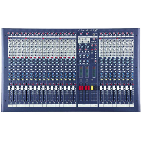 Soundcraft LX7ii 16 Channel Mixing Console
