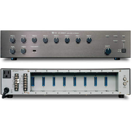 TOA M-900MK2  8-Channel Mixer / Pre-Amplifier