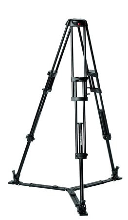 Manfrotto 546GB Pro Video Tripod with Ground Spreader