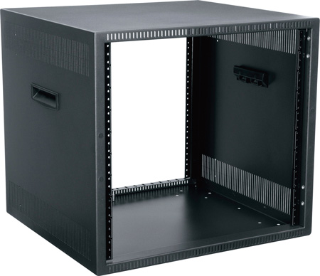 Middle Atlantic DTRK-1018 10 Space 18.5 Inch Deep Desktop Rack