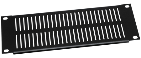 Middle Atlantic HR-EVT2 2 Space Half Rack Vent Panel