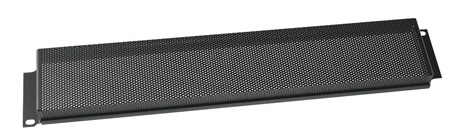 Middle Atlantic SF1 Fine Perforated Security Cover - 1 Space
