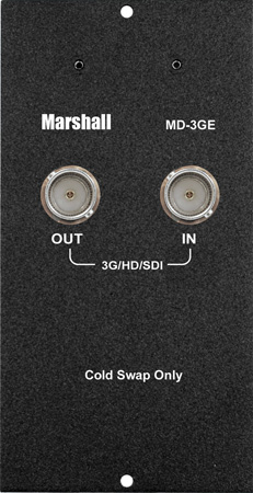 Marshall MD-3GE 3G-SDI Input Module with Loop-Through