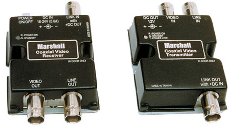 Marshall V-VL2122-01 Video / Audio / Power Over Single Coax System