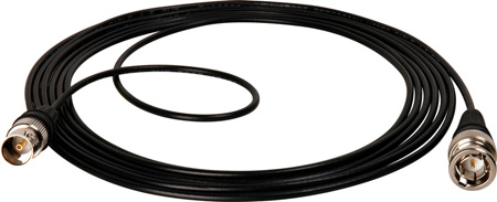 Belden Miniature Coax Digital  BNC Male to Female Cable 10Ft
