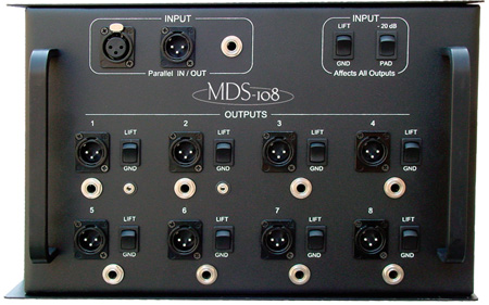 NEW Media Distribution System 1 In x 12 Out