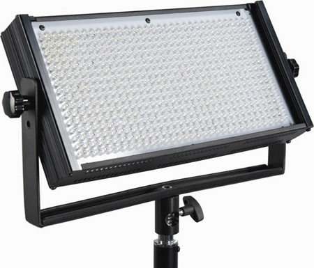 FloLight LED Daylight Flood Lighting Fixture MicroBeam 512 A-Mount Option