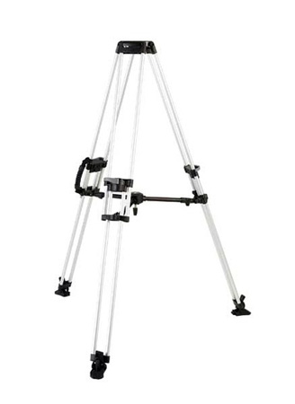 Miller 1589 Sprinter II Single-Stage Alloy Tripod