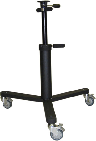 Miller 730L Camera Pedestal with 54 Inch Extension