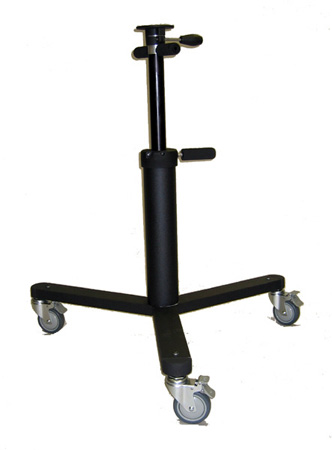 Miller 732 Pedestal 60 w/60lb Lift Assist Cylinder from 32-42 Inches