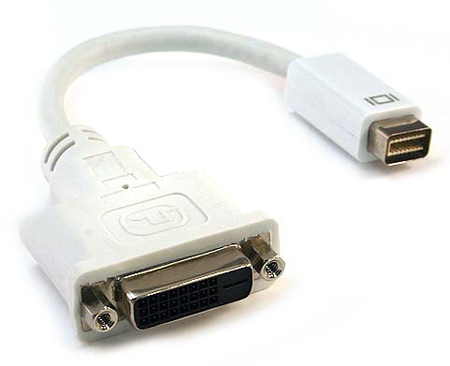 Apple mini dvi to dvi adapter equivalent to apple m9321gb sciox Images