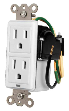 Furman MIW-SURGE-1G Max In-Wall Single Gang Surge Protection