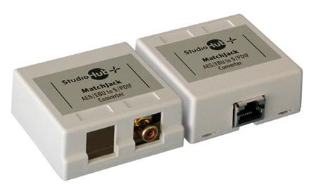 Studiohub AES/EBU to S/PDIF Converter