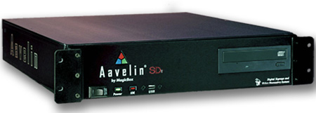 Magicbox Aavelin AV100 Digital Signage System