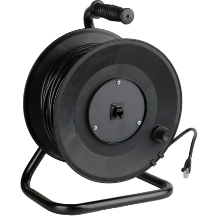 MKR-TC-100 Connect-N-Go DataTuff Belden 7923A Cat5e Cable Reel 100 Ft.