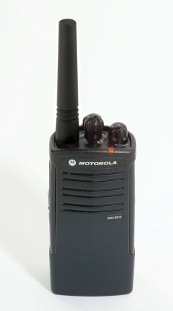 Motorola RDU2020 UHF 2 Channel 2 Watt Radio