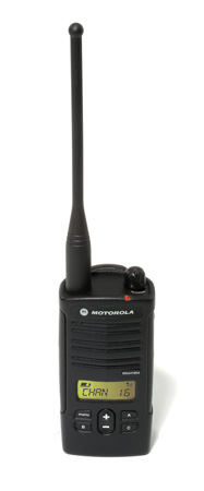 Motorola RDU4160d UHF 16 Channel 4 Watt Radio with Display