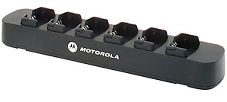 Motorola RLN6309 Multi-Unit Charger for RDX Series Two-Way Radios