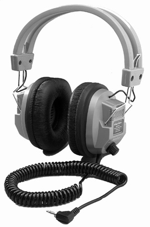 Dynamic Headphone with Volume Control