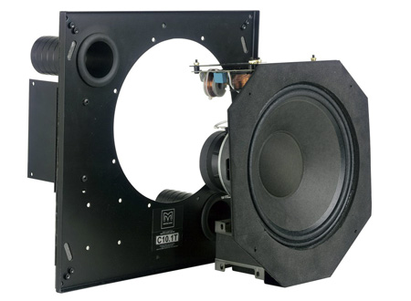Martin Audio C10.1RT 2 Way 10 Inch Vented Ceiling Speaker 150W 70V Trans. - Each