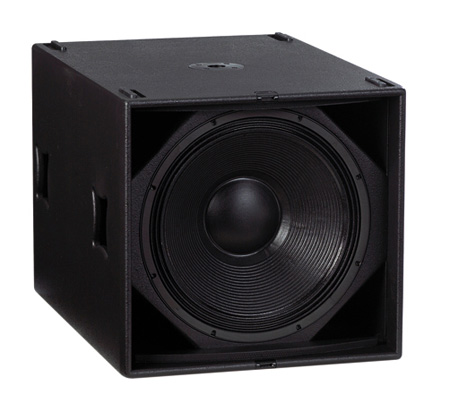 Martin Audio WS18X 1000 Watt Vented Sub-Bass System