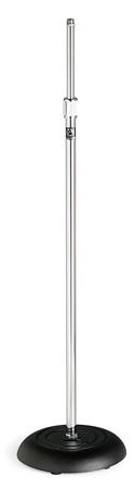 Atlas MS-10C All-Purpose 35in - 63in Chrome Mic Stand