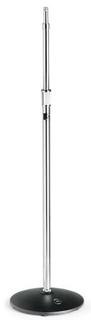 Atlas MS20 Heavy Duty Chrome Mic Stand