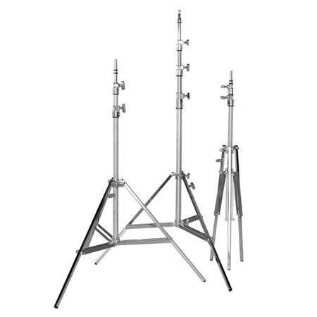 Matthews 387031 Hollywood Beefy Baby Triple Riser with Rocky Mountain Leg