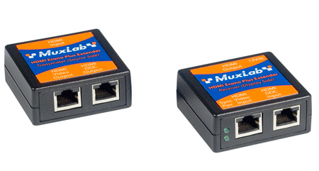 MuxLab 500401 HDMI Econo Plus Extender Kit