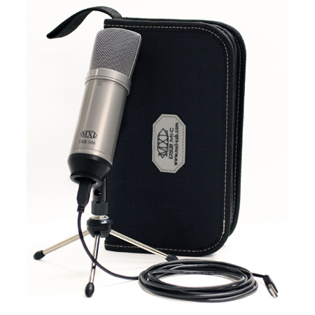 MXL USB.008 - Large Diaphragm Studio Condenser