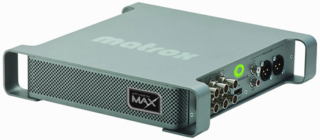 Matrox MXO2 LE w/MAX HDMI & SDI HD/SD to H264 Encoder  (Laptop)