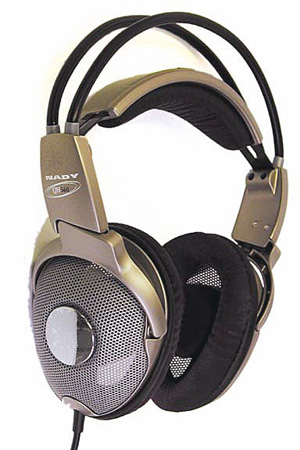 Nady QH Series Deluxe Open Back Studio Headphone