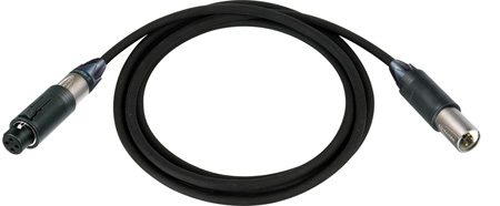 Neutrik Unisex XLR Microphone Cable 6Ft
