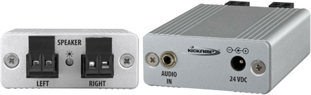 Net Media KickAmp 40 Watt Class-D Audio Amplifier