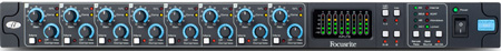 Focusrite OctoPre MkII Dynamic 8 Channel Mic Preamp w/Compressors