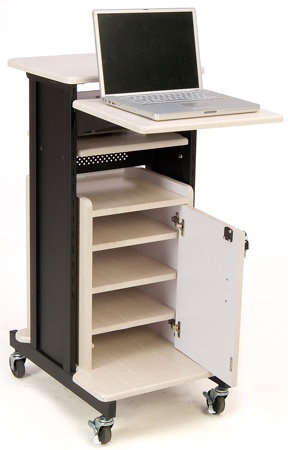 Oklahoma Sound PRC250 Deluxe Presentation Cart