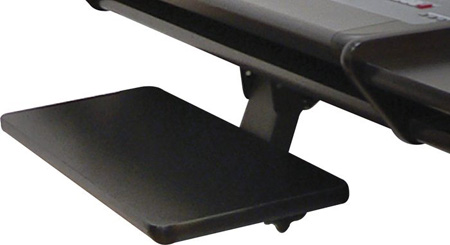 Omnirax KMSOM-MP Computer Keyboard / Mouse Shelf for OmniDesk (Maple)