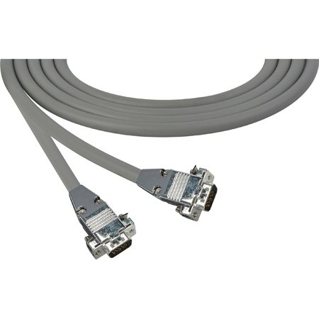 15-Pin HD Male To Male Plenum VGA Cable 30 Foot