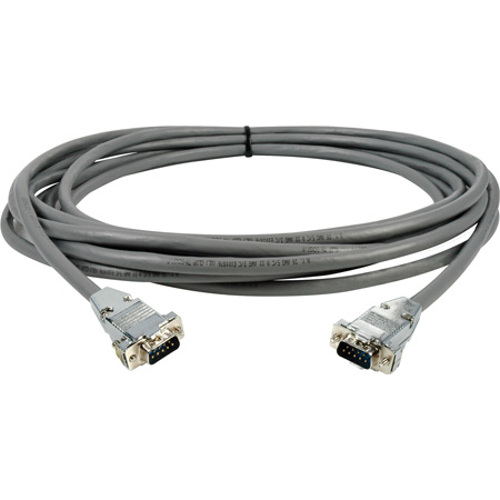 TecNec Plenum 9-Pin Male to Male Cable 15 Foot