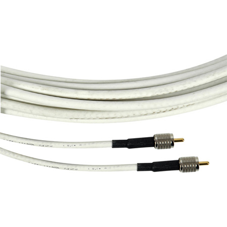 TecNec P-P-V-3 RCA Male to RCA Male RG59 Video Coaxial Cable 3 Foot