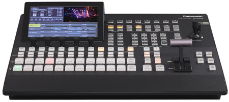 Panasonic AV-HS410 Multi-format HD/SD Video Switcher