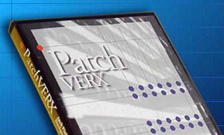 WireCAD Patch Verx Jack-Field Layout Software