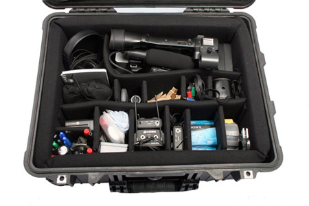 Porta Brace PB-1650DKO Interior Divider Kit for Pelican 1650 Cases