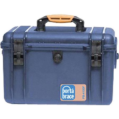 Porta-Brace PB-4100F Small Hard Case - Foamed
