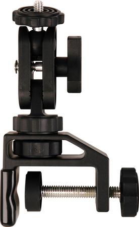 Delvcam Video Ultra Clamp Small Camera & POV Cam Clamp & Mount